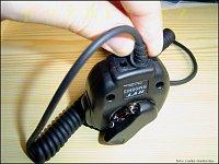 zdířka pro připojení příposlechového sluchátka