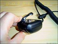 praktický otočný klips ala Motorola