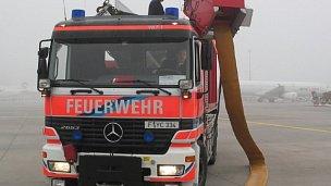systém HS - letiště Frankfurt
