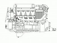 Motor T3D-928-30