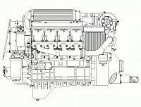Motor T3B-928-70