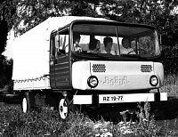 prototyp Robur O 611