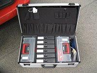 Kufr s elektronářadím