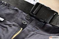 Kompletní zapínání kalhot