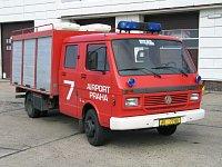 Původní podoba vozu u ZPSL Letiště Praha/foto Petr Svoboda