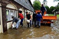Šluknovsko, 9. 6. 2013 odpoledne