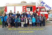 Mladí hasiči Žilina