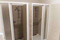 Sprchy a umývárna