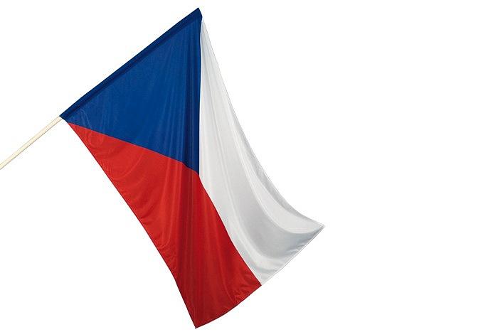 Venkovní vlajka ČR
