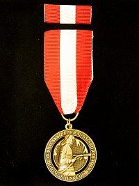 Hasičské madaile a vyznamenání