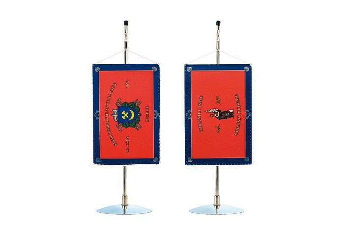 Stolní vlaječka - přesná kopie praporu