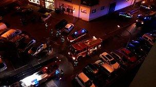 b48fc9bdbda V centru Berouna zasahovali hasiči ze čtyř jednotek u požáru kuchyně