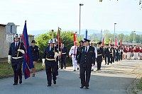 SDH Němčice nad Hanou oslavilo tento rok 140. výročí od svého založení.