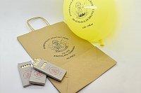 DHZ Dúbravka Bratislava si nechal ke svému výročí vyrobit kolekci dárkových předmětů, ze kterých měly radost i děti.