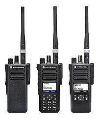 Motorola MOTOTRBO řada DP2000 moderní náhrada za oblíbené GP340, GP360