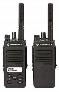 Motorola Mototrbo DP3661e kompaktní radiostanice