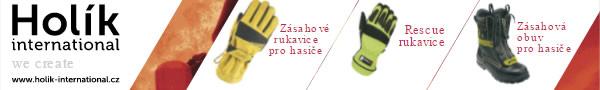 Banner Partner: Holík 600x90 OK