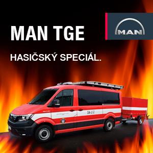 Banner Banner 300: MAN TGE