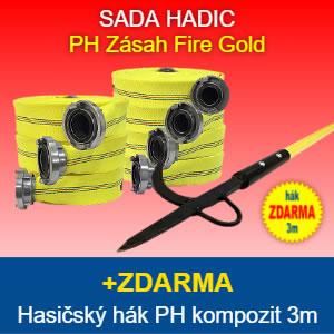 Banner Partner: Pavliš & Hartmann 300x300 #2 Hadice zlatá