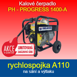 Banner Partner: Pavliš & Hartmann 300x300 #2 Hadice bílá