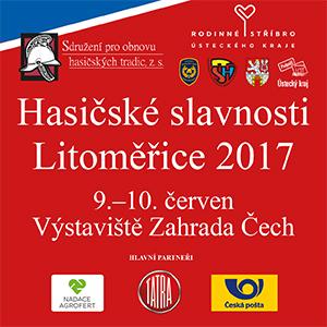 Banner Slavnosti Litoměřice