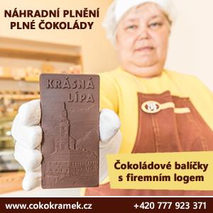 Banner Čokoládovna MANA