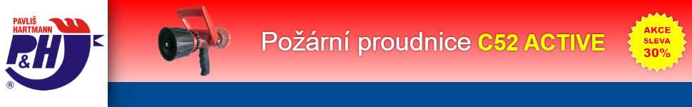 Banner Partner & VIP: Pavliš a Hartmann 970x150 Proudnice C52